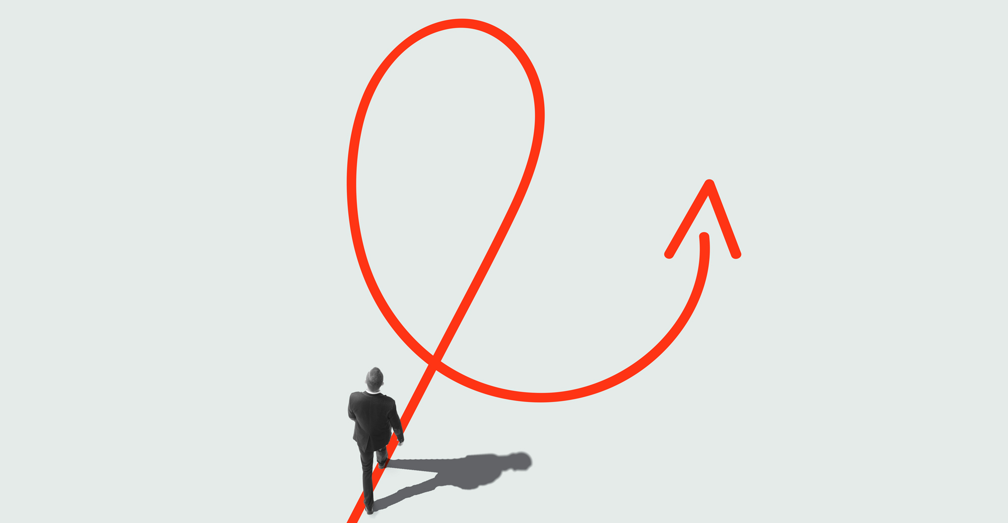 arrow-and-shadow
